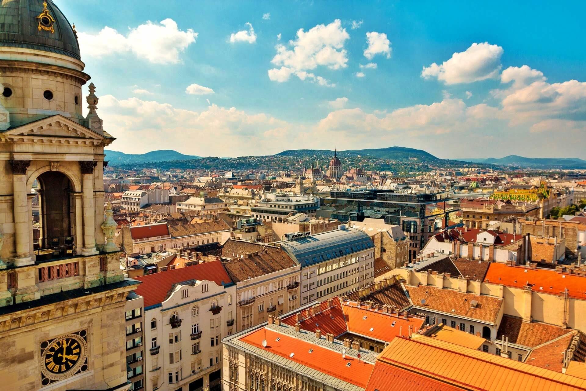 Будапеща - обща