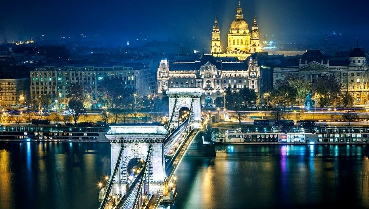 Будапеща - мост