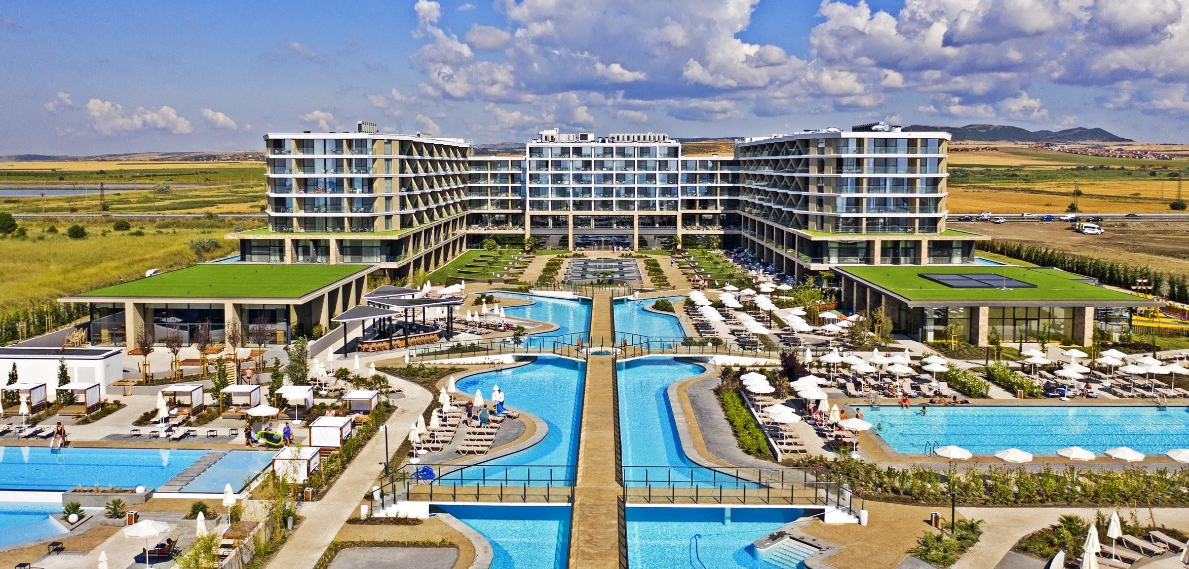 Wave Resort - общ изглед