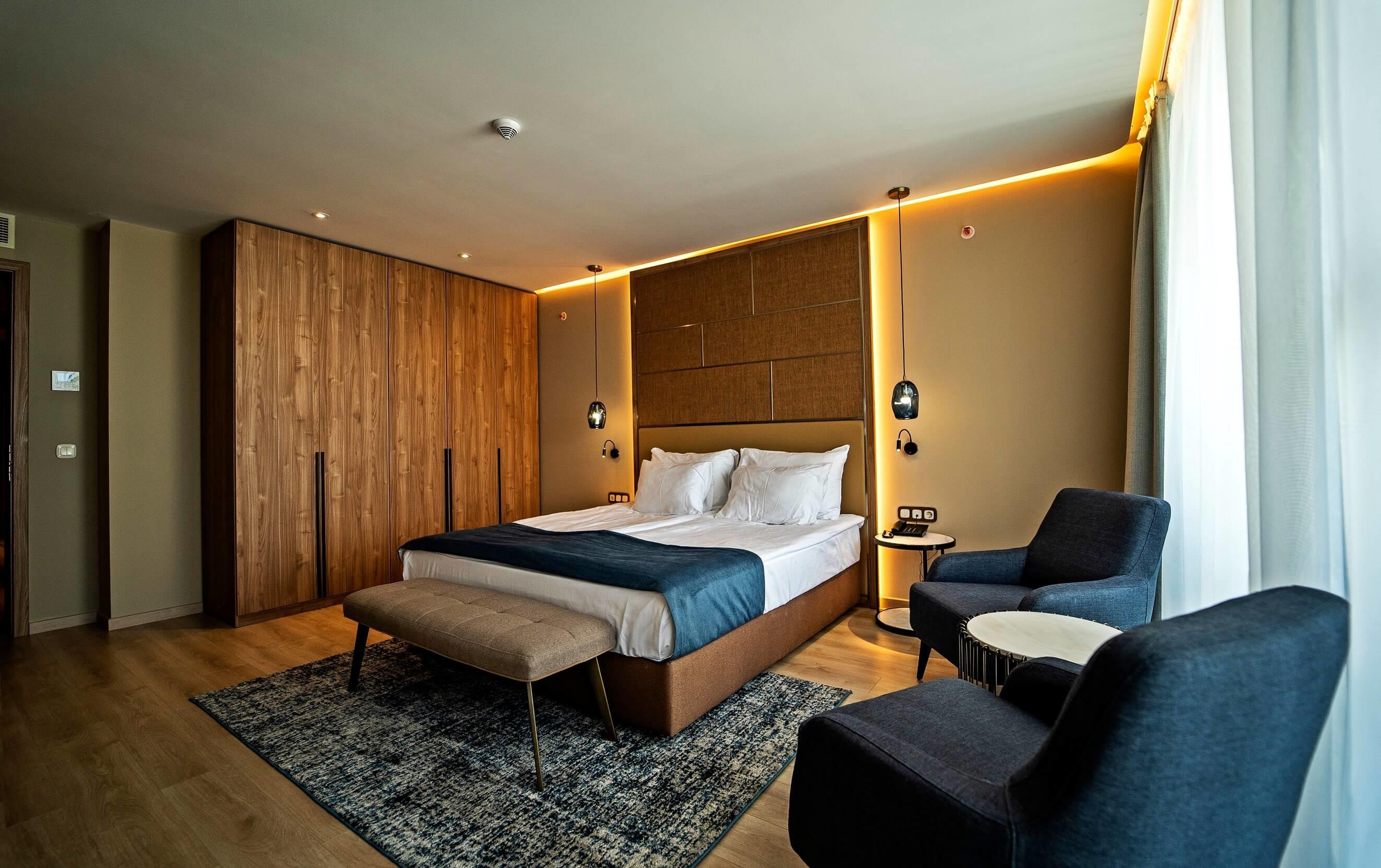 Wave Resort - фамилна стая