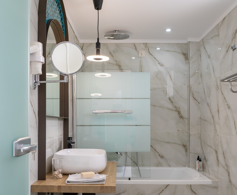 Zoe Hotel - баня