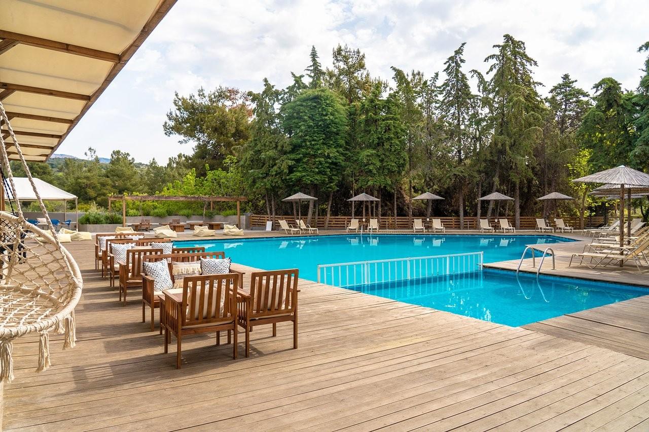 Zoe Hotel - басейн