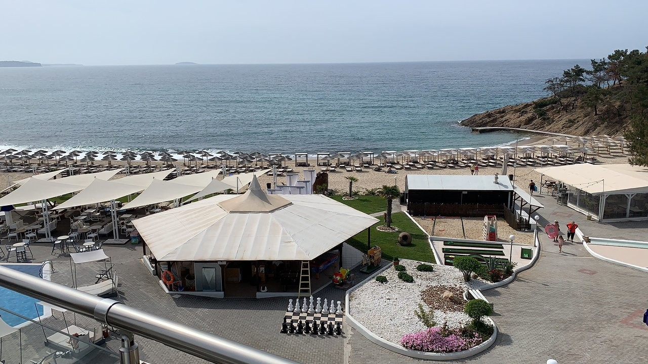 Zoe Hotel - плаж