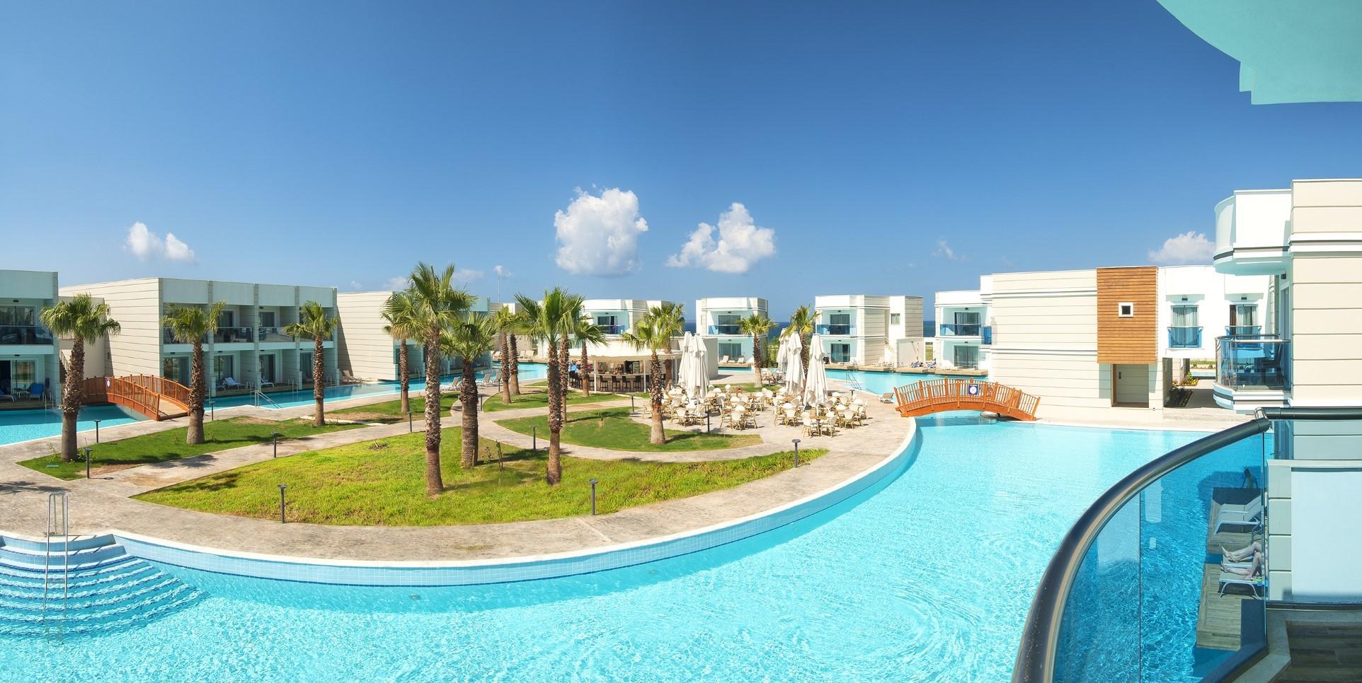 Aquasis De Luxe Resort & Spa - общ изглед