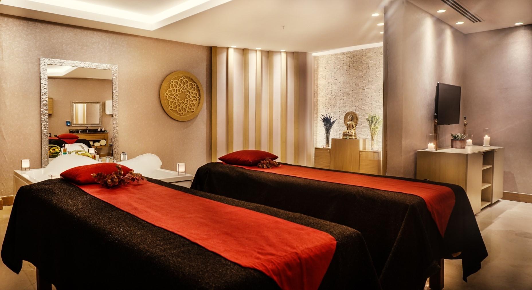 Aquasis De Luxe Resort & Spa - спа