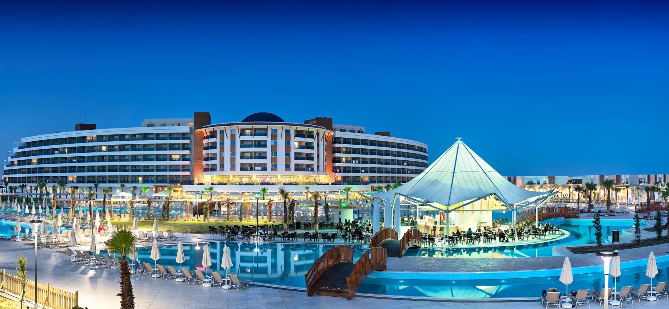 Aquasis De Luxe Resort & Spa 5* - UAI - Дидим, Турция / 7 нощувки