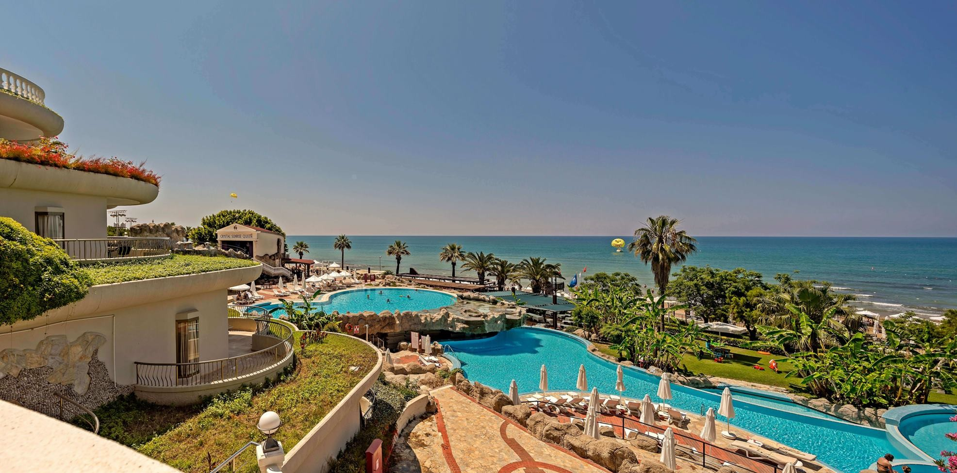 Crystal Sunrise Queen Luxury Resort & Spa- хотел