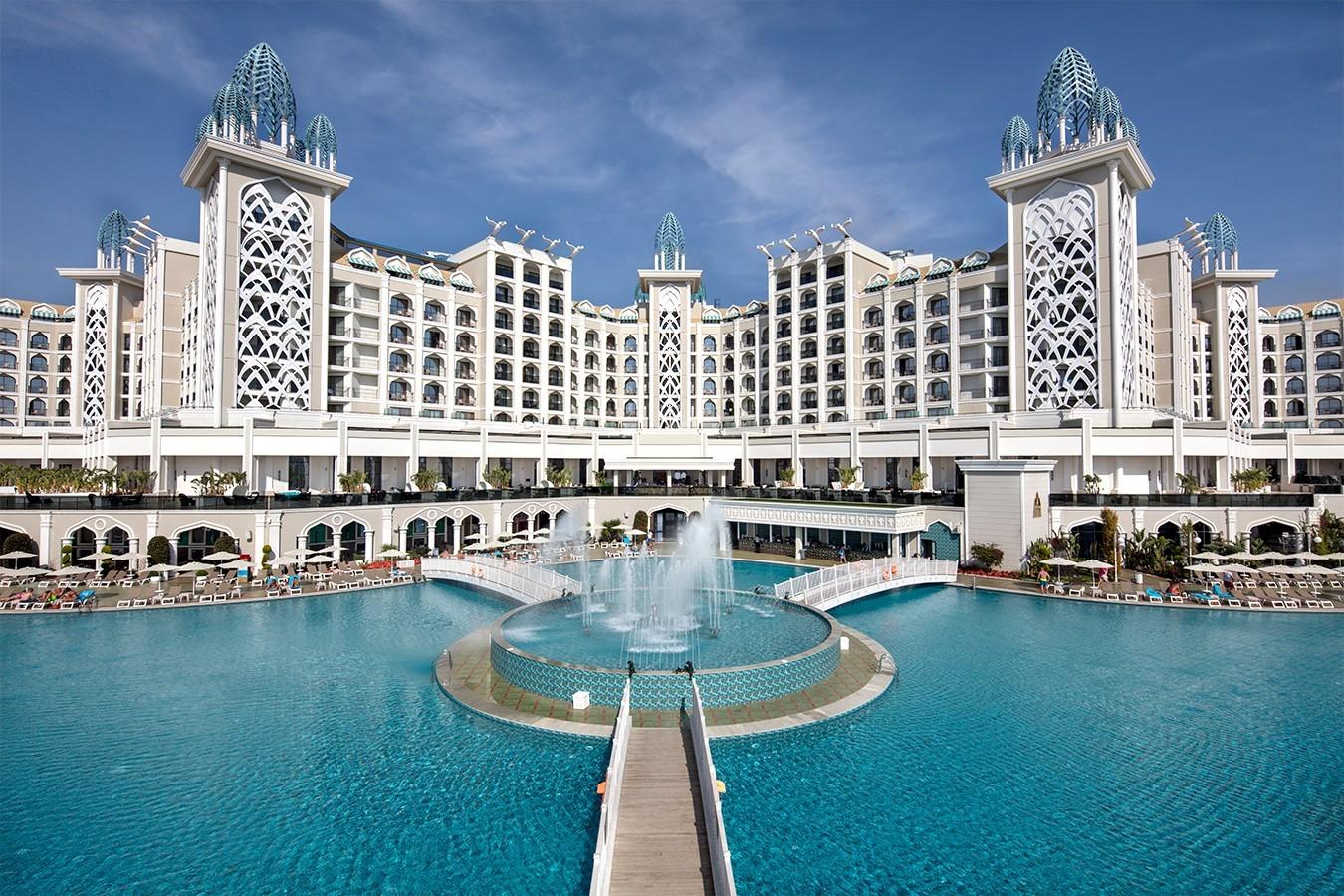 Granada Luxury Belek - общ изглед