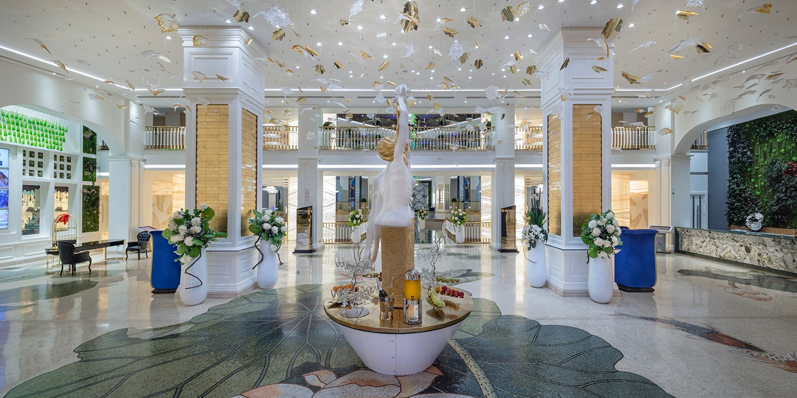 Granada Luxury Belek - лоби