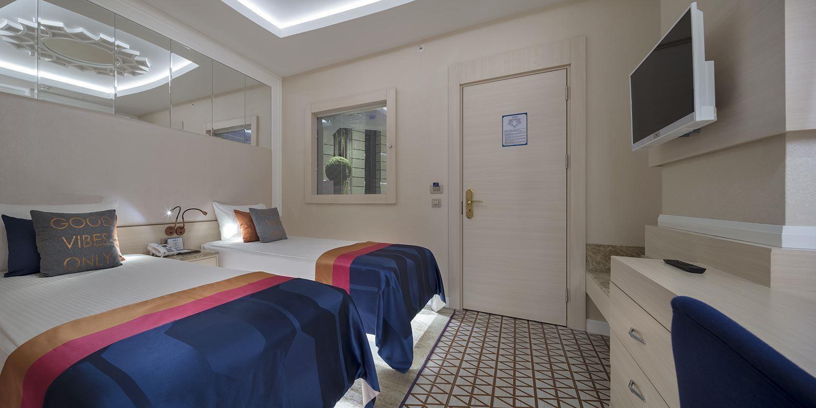 Granada Luxury Belek - фамилна стая