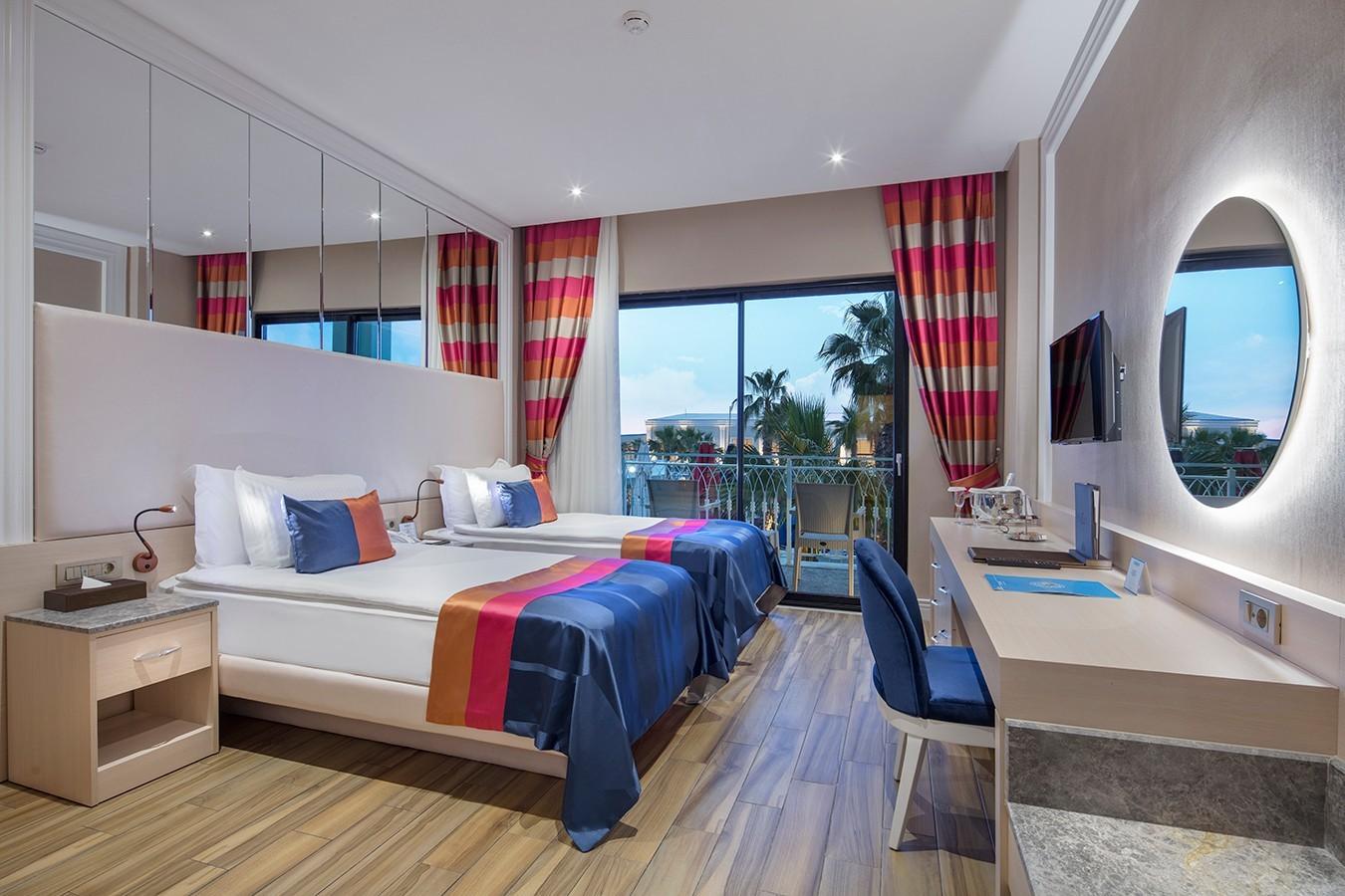 Granada Luxury Belek - стандартна стая