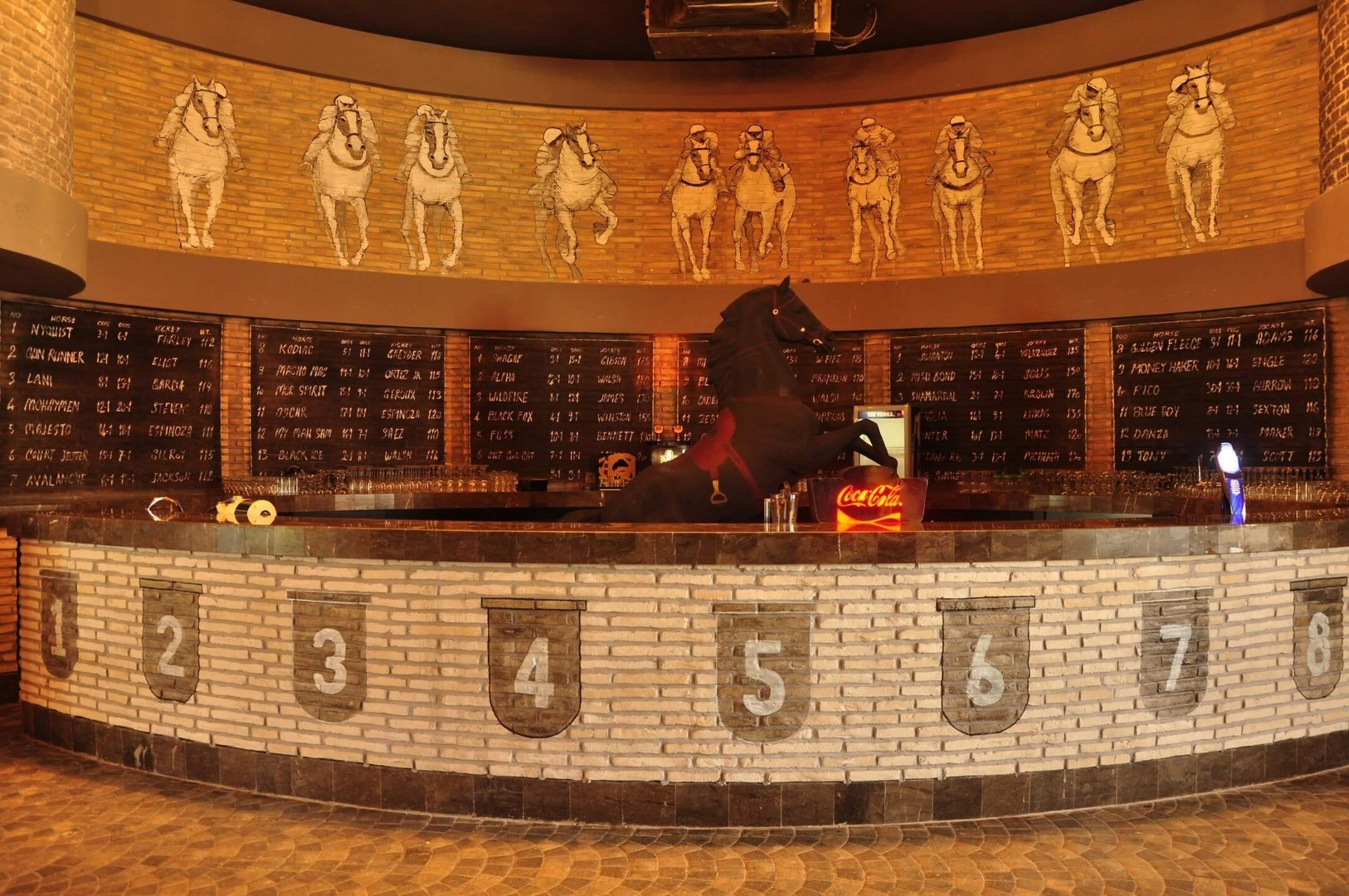 Granada Luxury Belek - бар