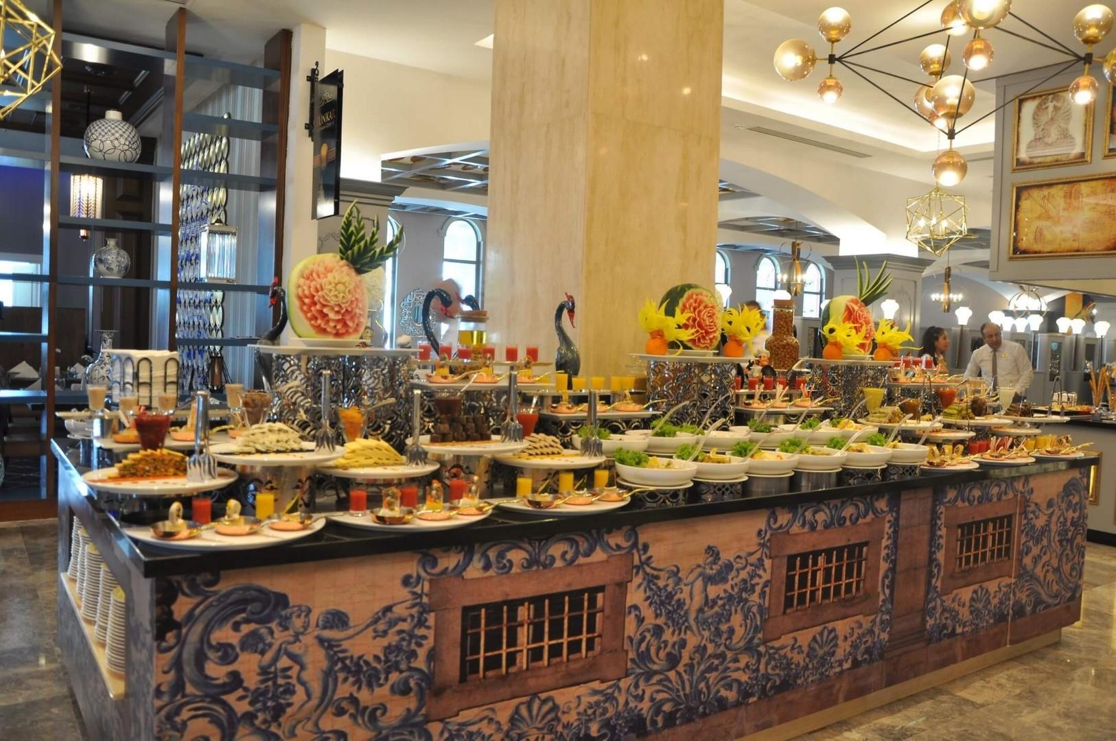 Granada Luxury Belek - ресторант