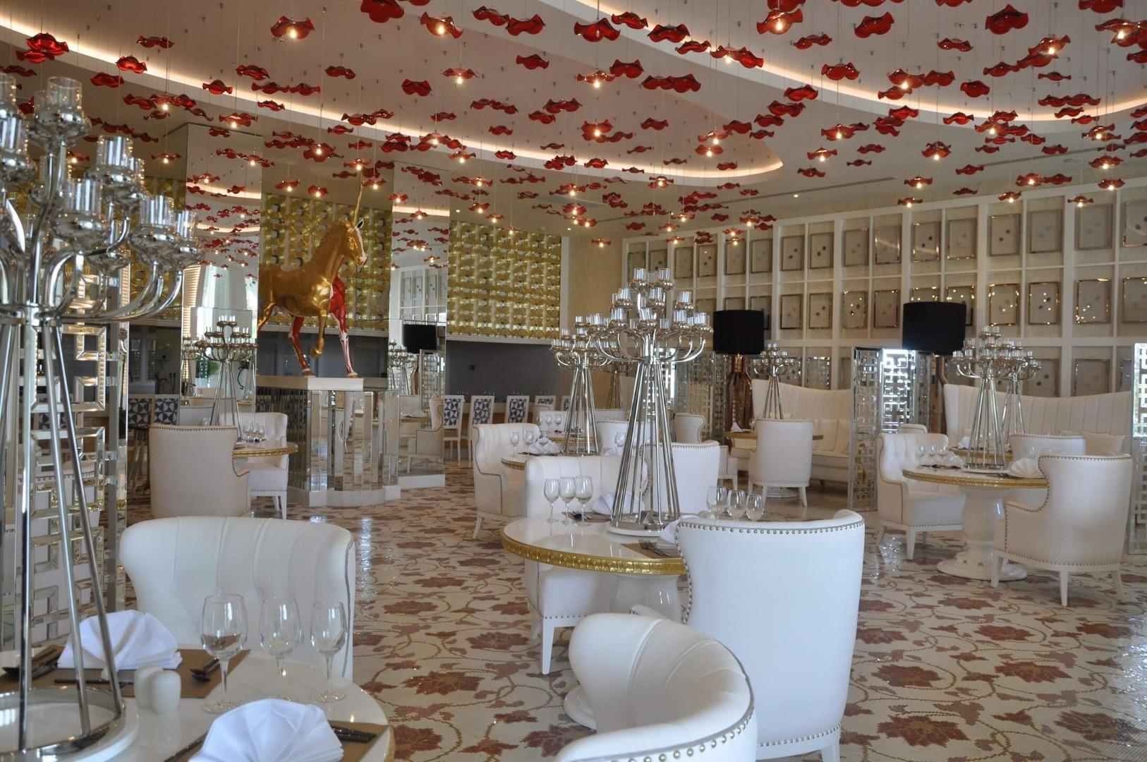 Granada Luxury Belek - а ла карт ресторант