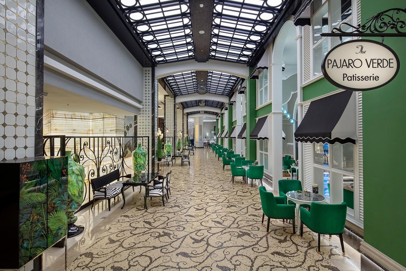 Granada Luxury Belek - сладкарница