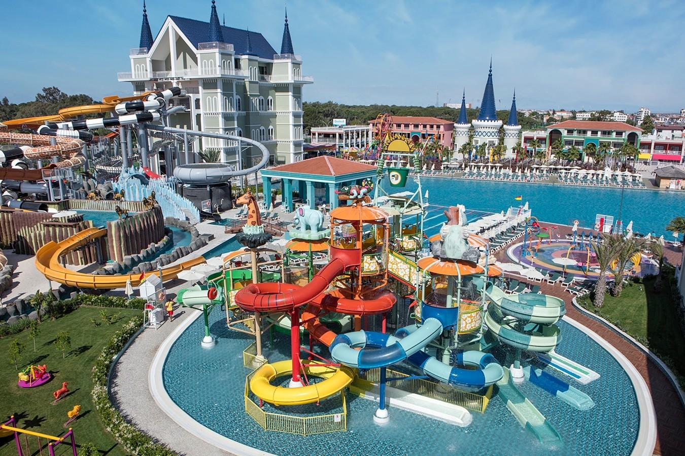 Granada Luxury Belek - аквапарк