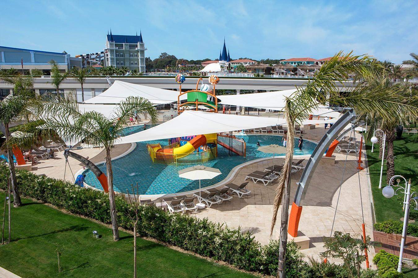Granada Luxury Belek - детски басейн
