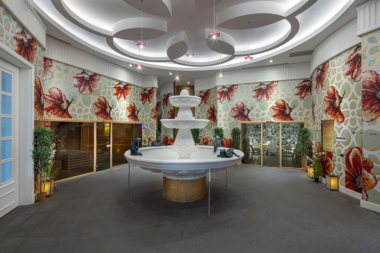 Granada Luxury Belek - спа