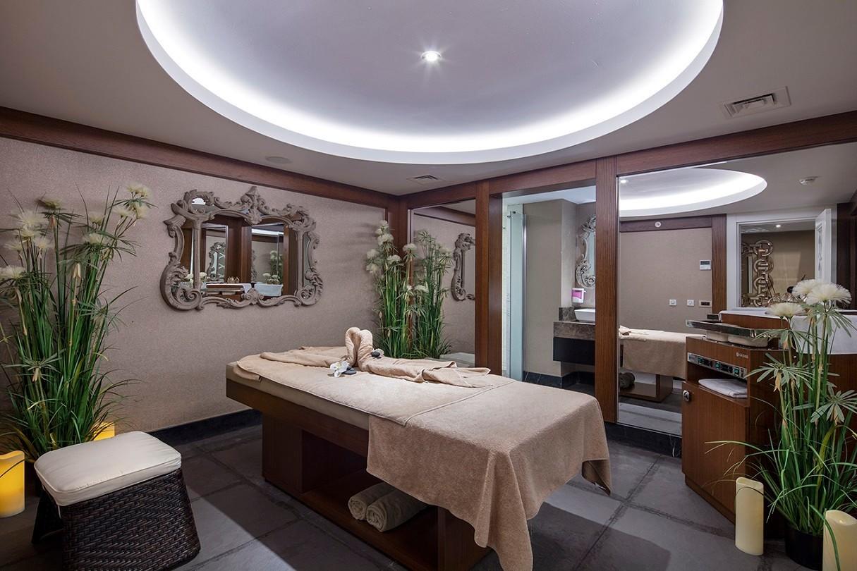 Granada Luxury Belek - зала за масаж