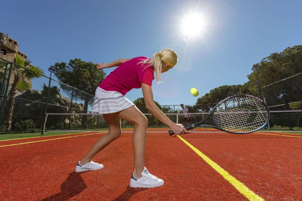 Granada Luxury Belek - тенис