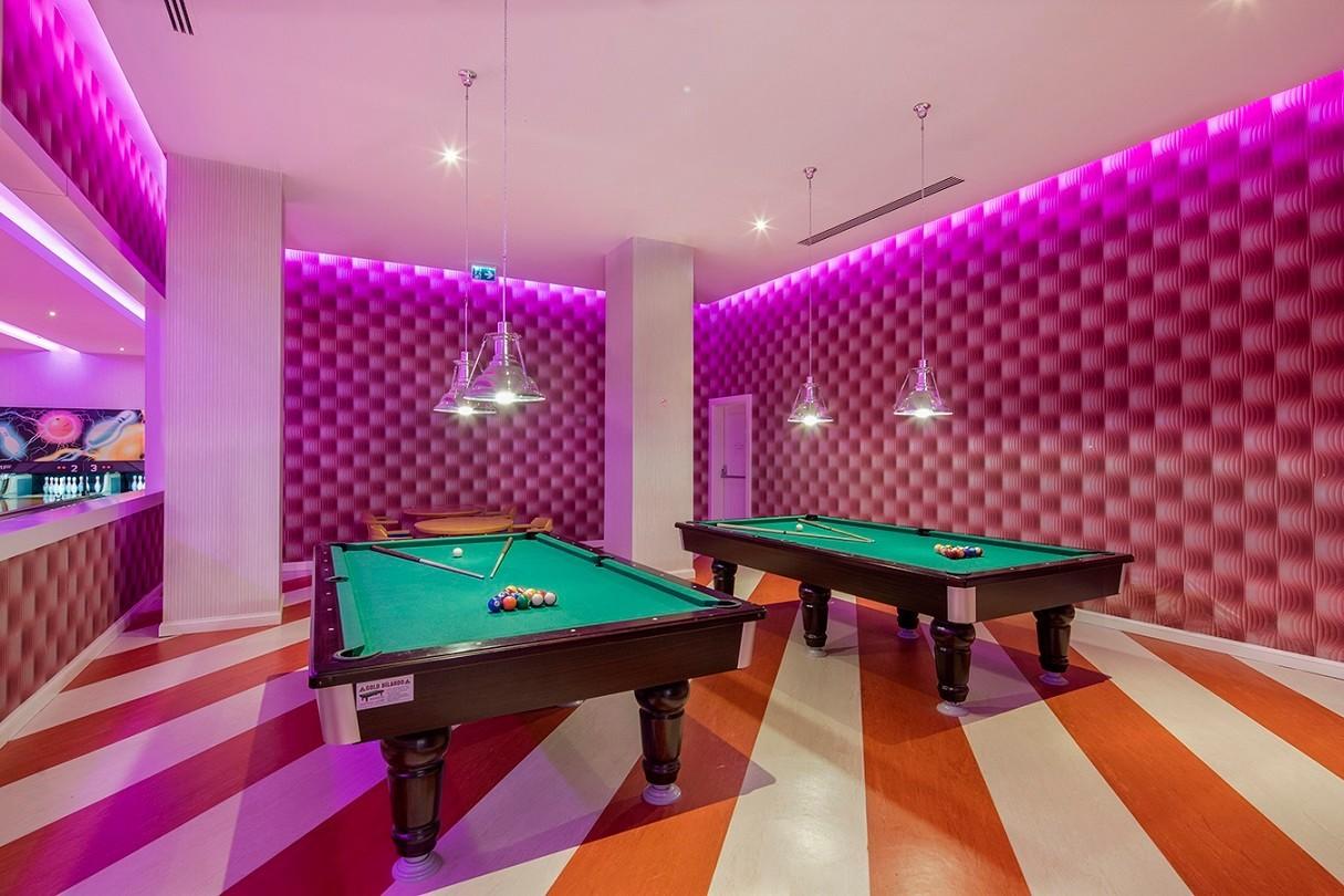 Granada Luxury Belek - билярд