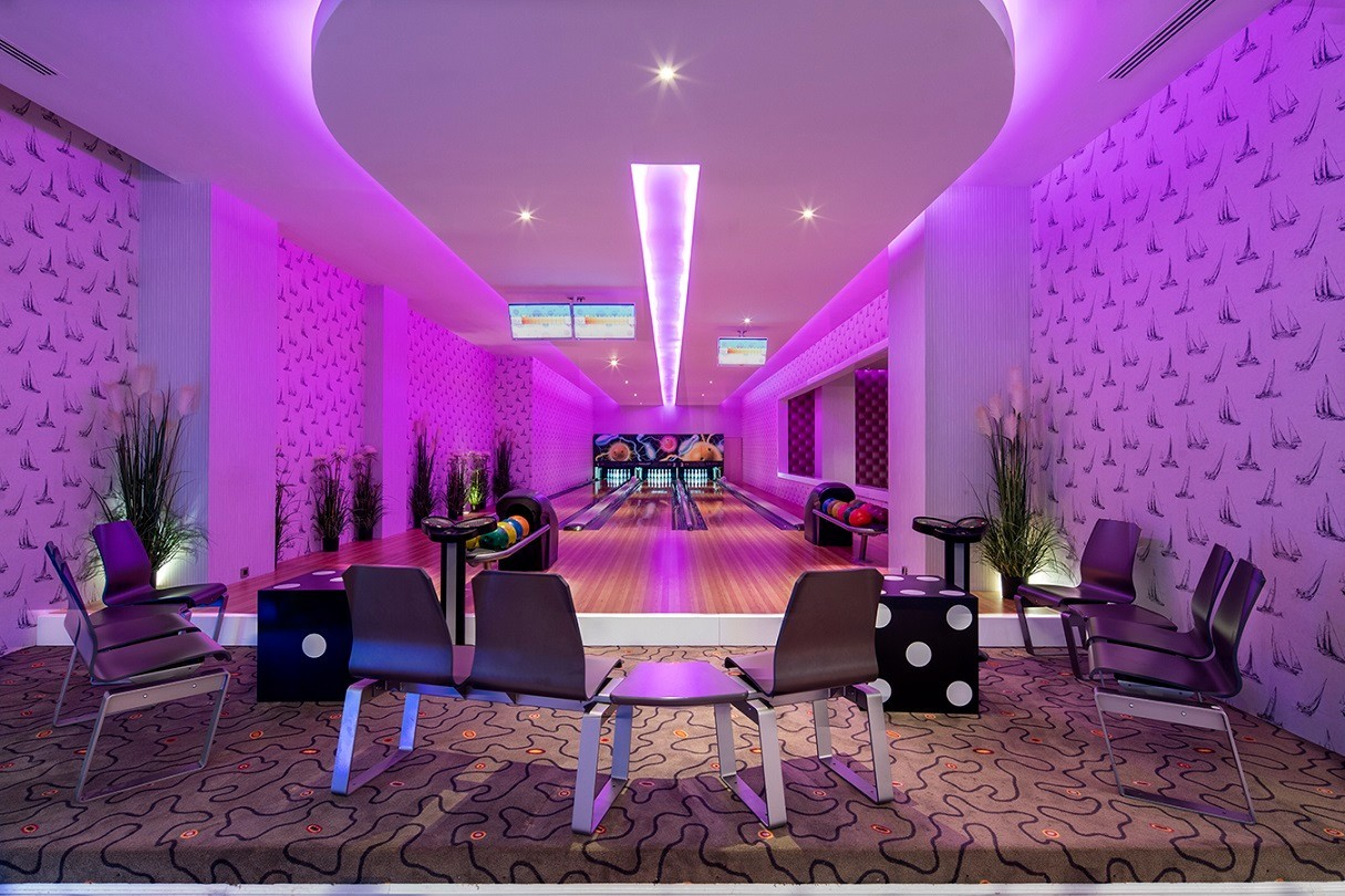 Granada Luxury Belek - боулинг