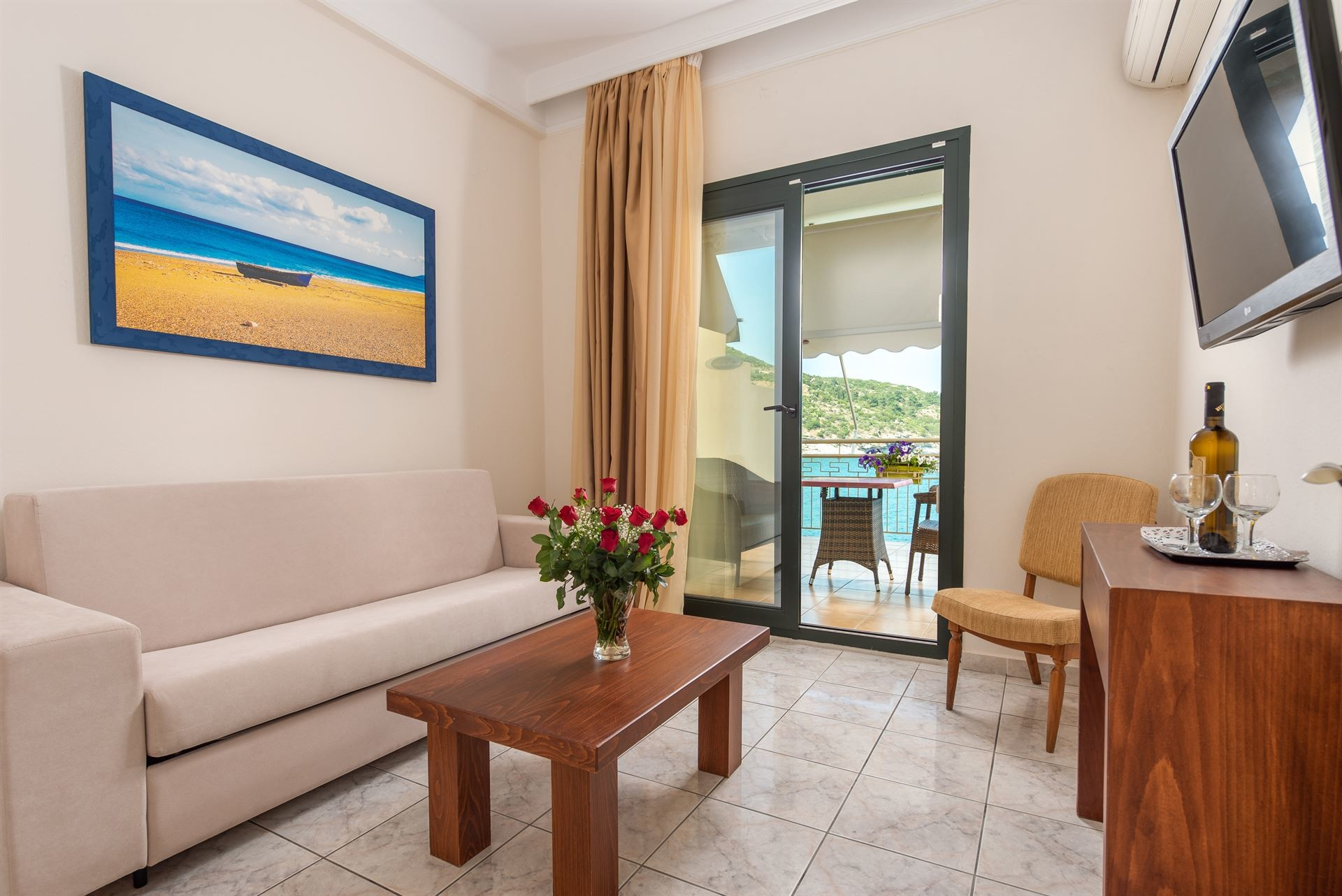 Tosca Beach Bungalows 4* стая
