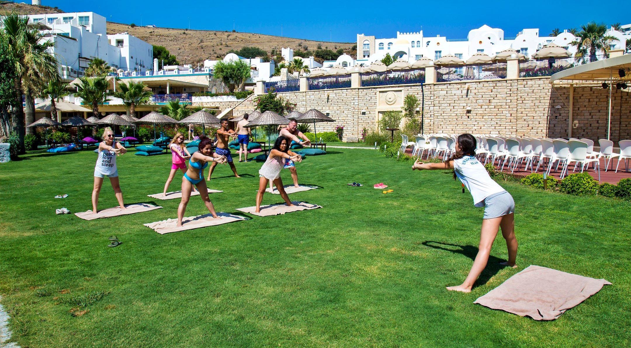 Salmakis Resort - спорт