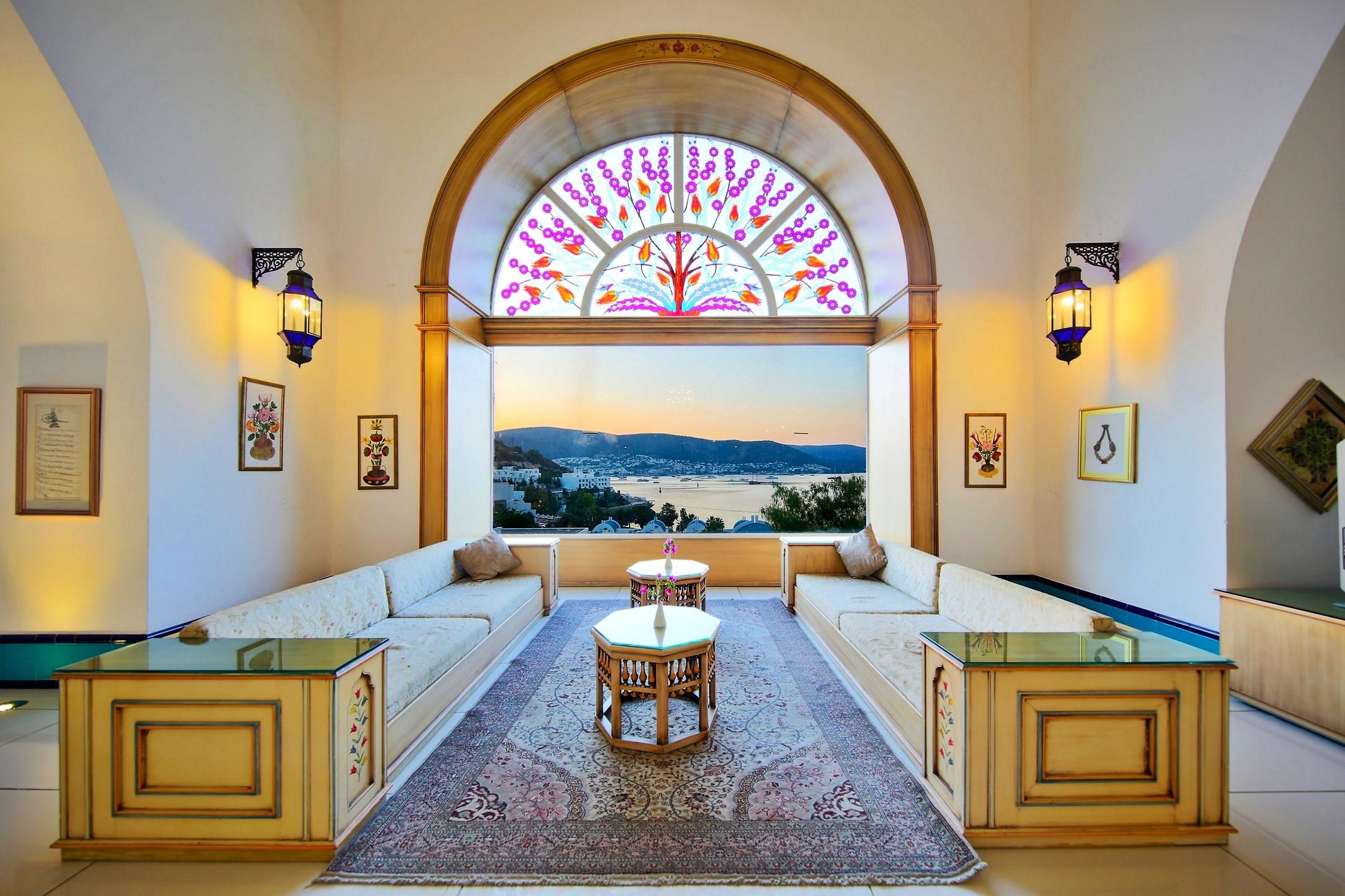 Salmakis Resort - лоби
