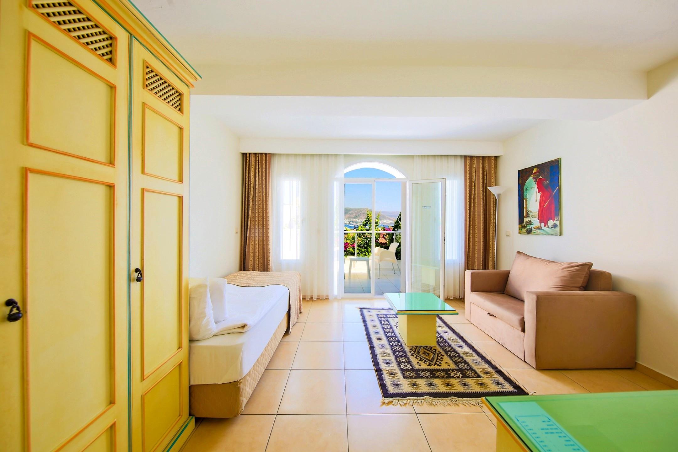 Salmakis Resort - стая