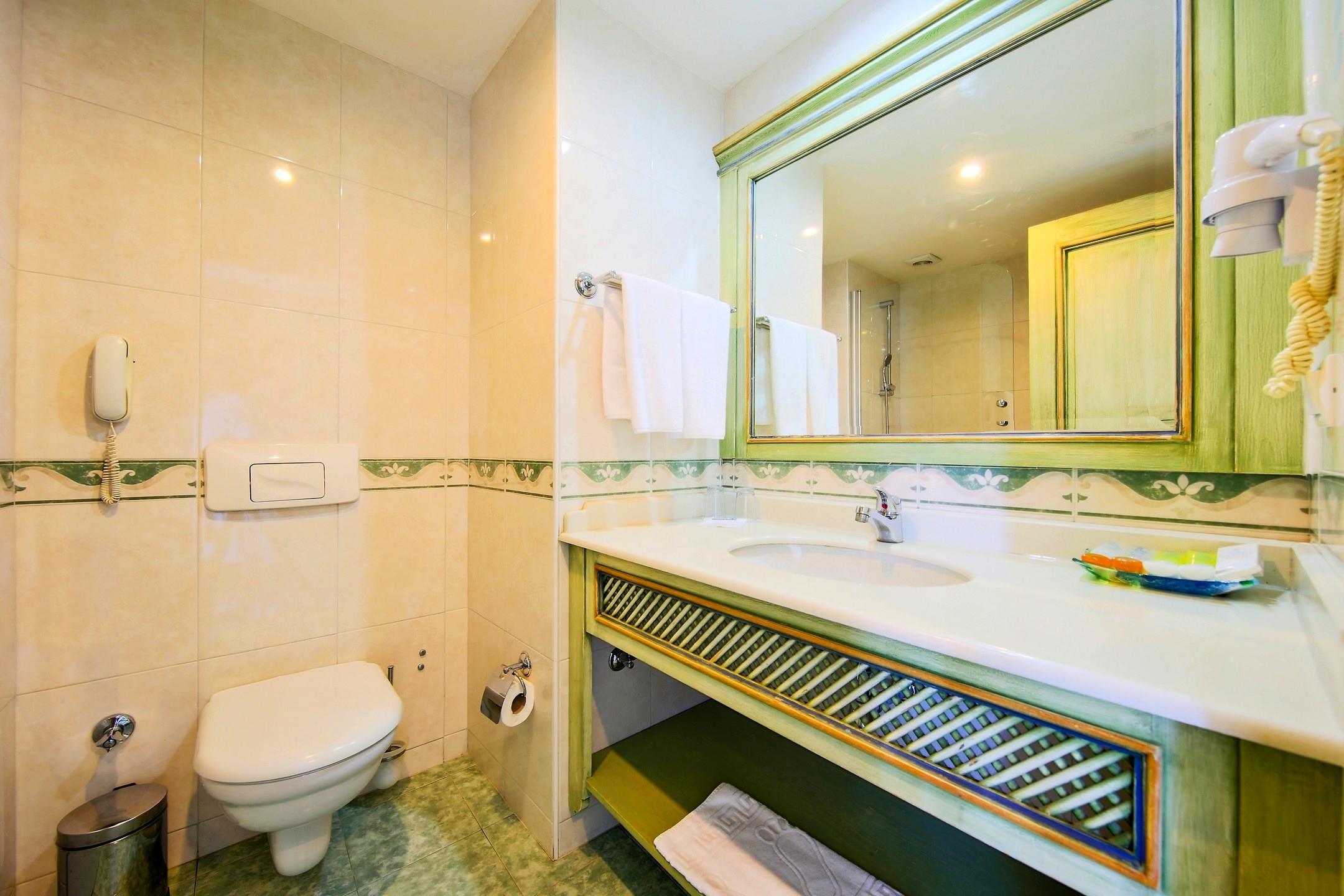 Salmakis Resort - баня