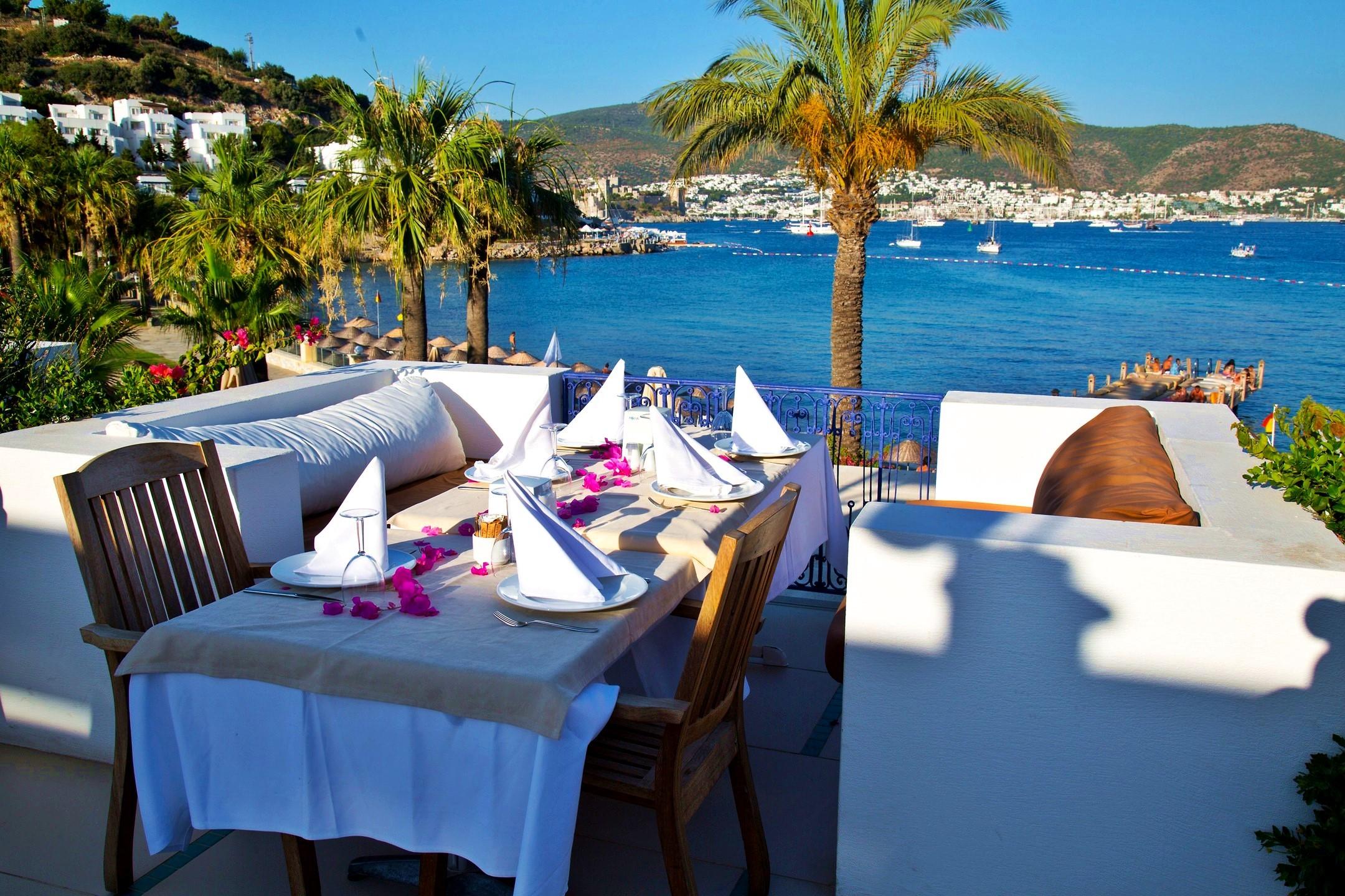 Salmakis Resort - ресторант