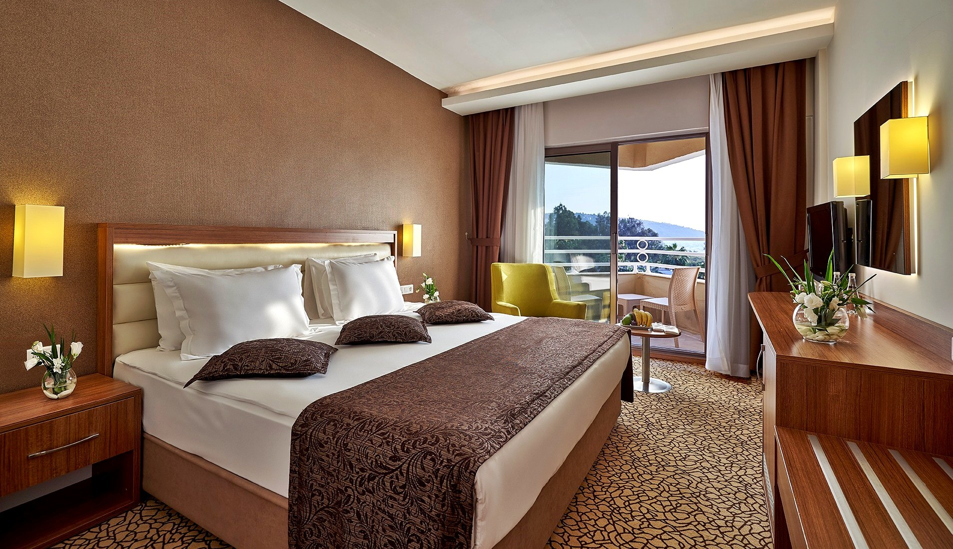 Richmond Ephesus Resort - стая