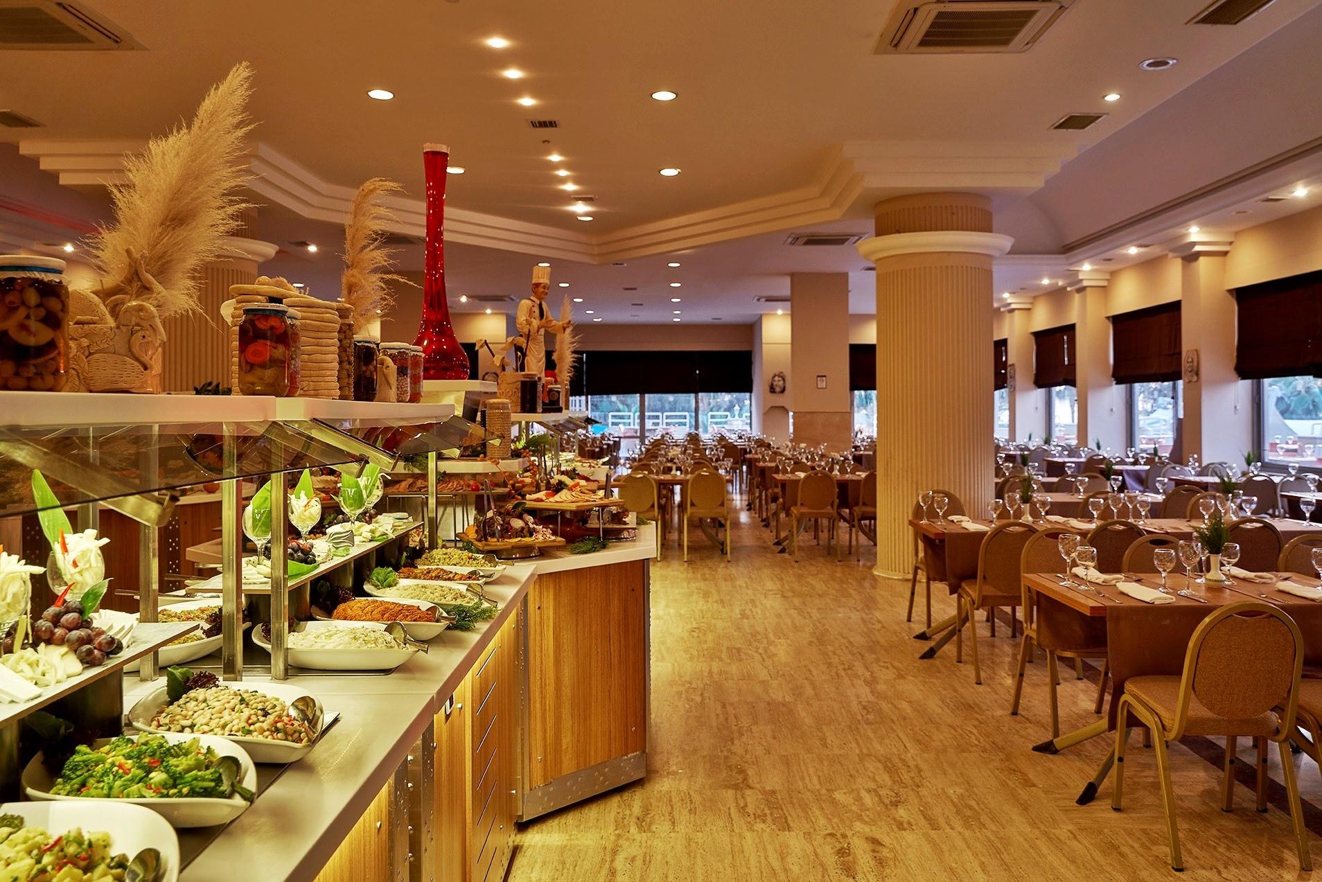 Richmond Ephesus Resort - ресторант