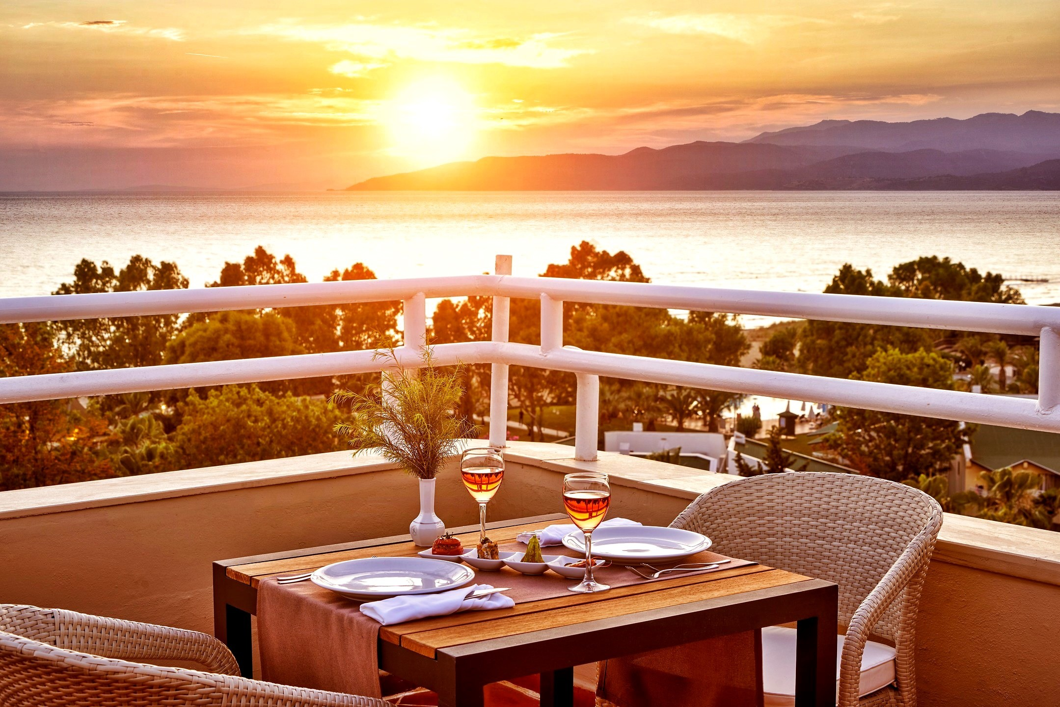 Richmond Ephesus - ресторант