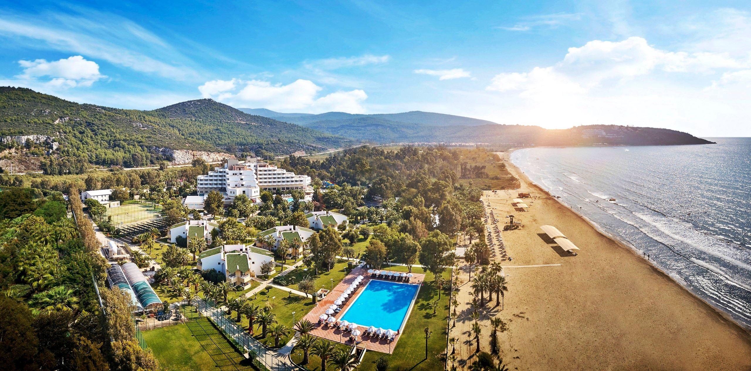 Richmond Ephesus Resort - общ изглед