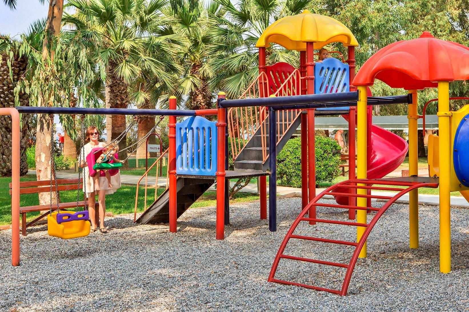 Richmond Ephesus Resort - детска площадка