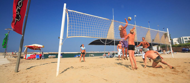 La Blanche Resort & Spa - плажен волейбол