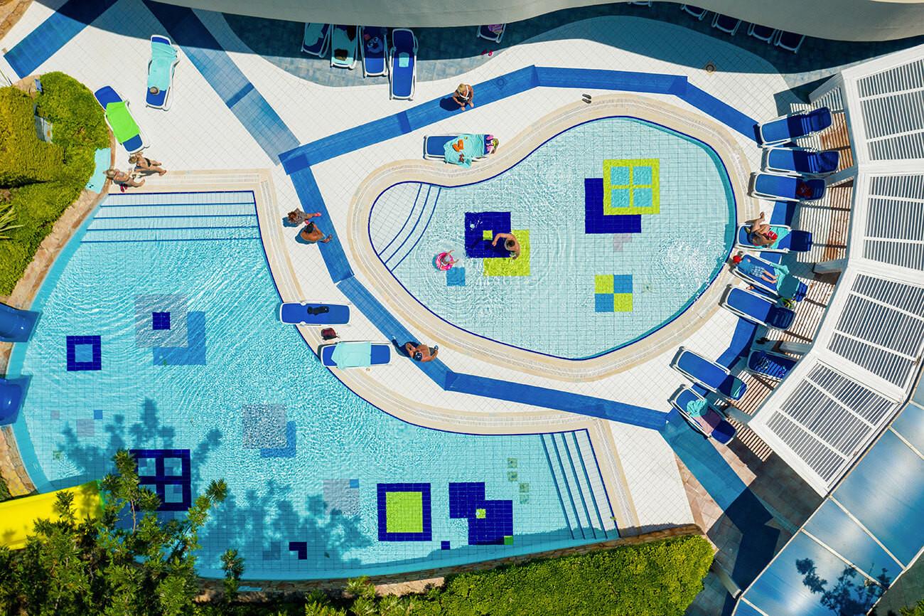 La Blanche Resort & Spa - детски басейн