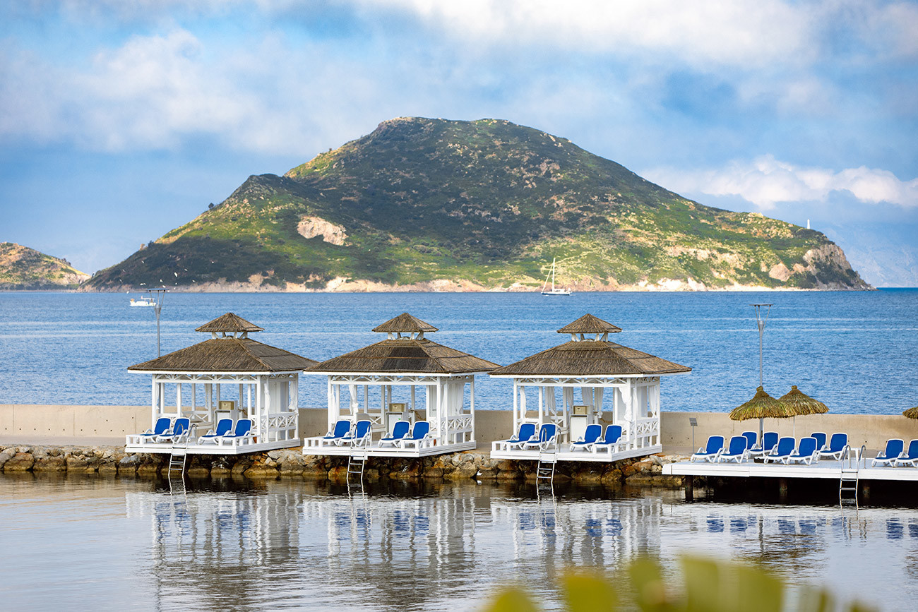 La Blanche Resort & Spa - плаж