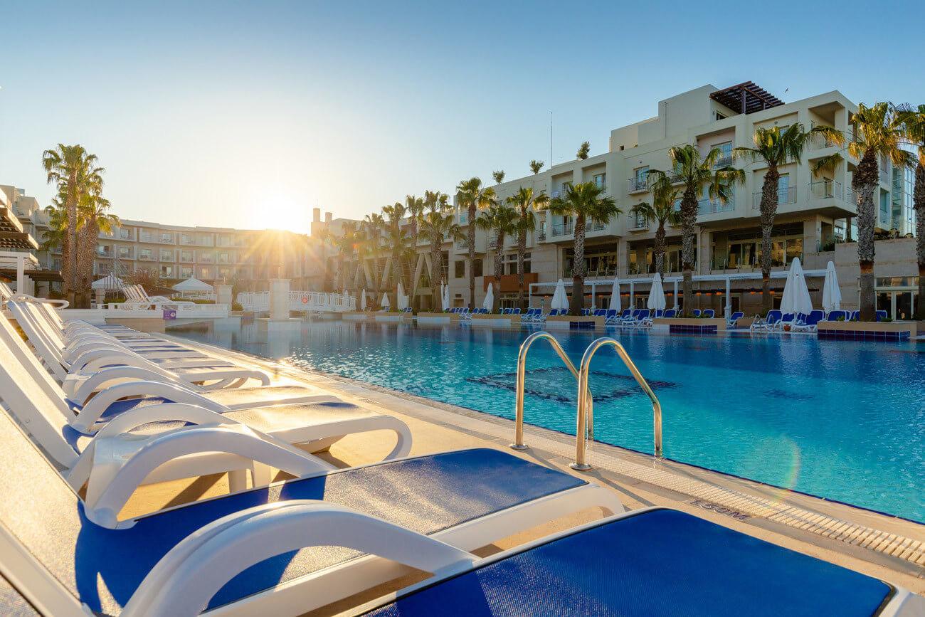 La Blanche Resort & Spa - външен басейн