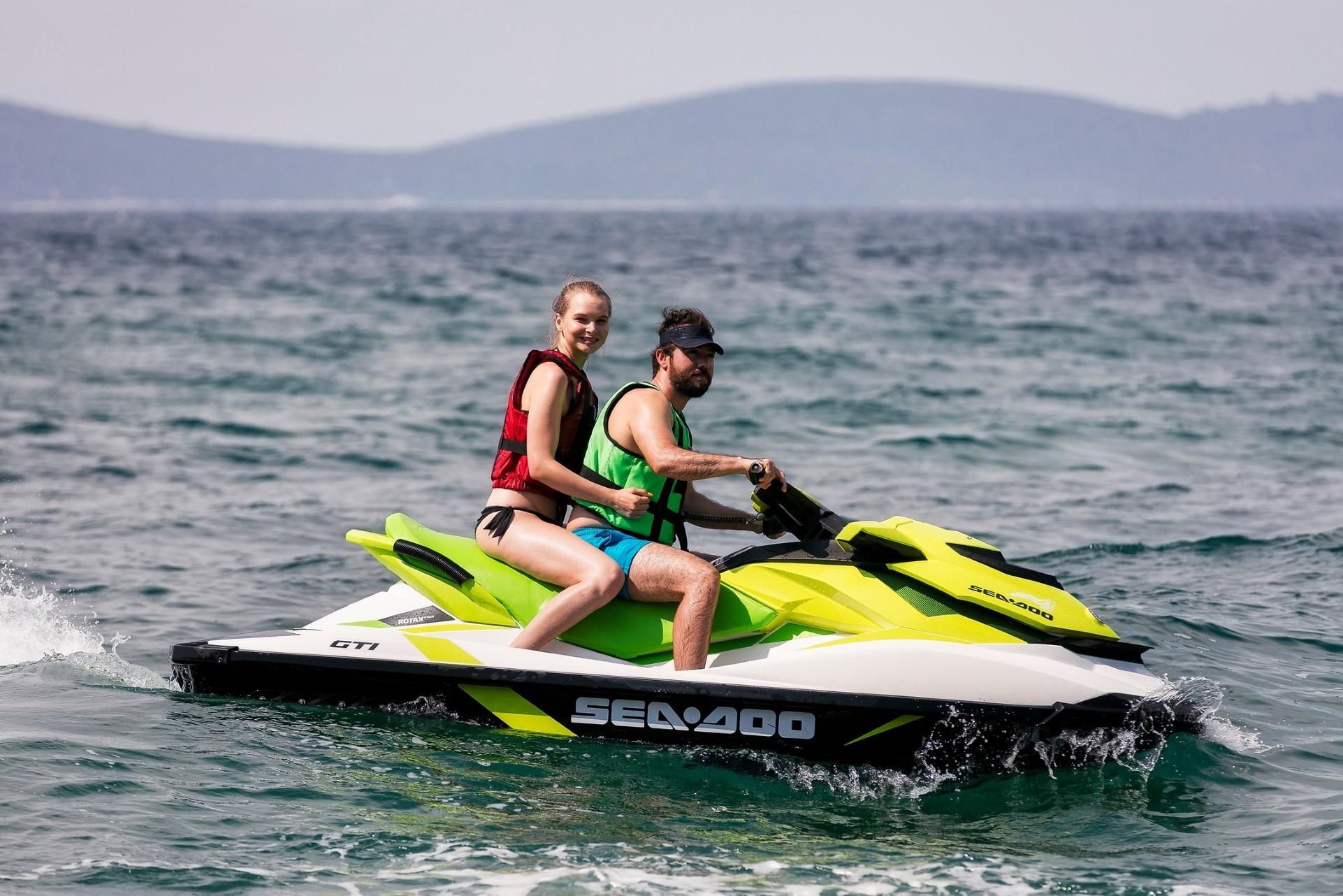 Duja Bodrum - водни спортове