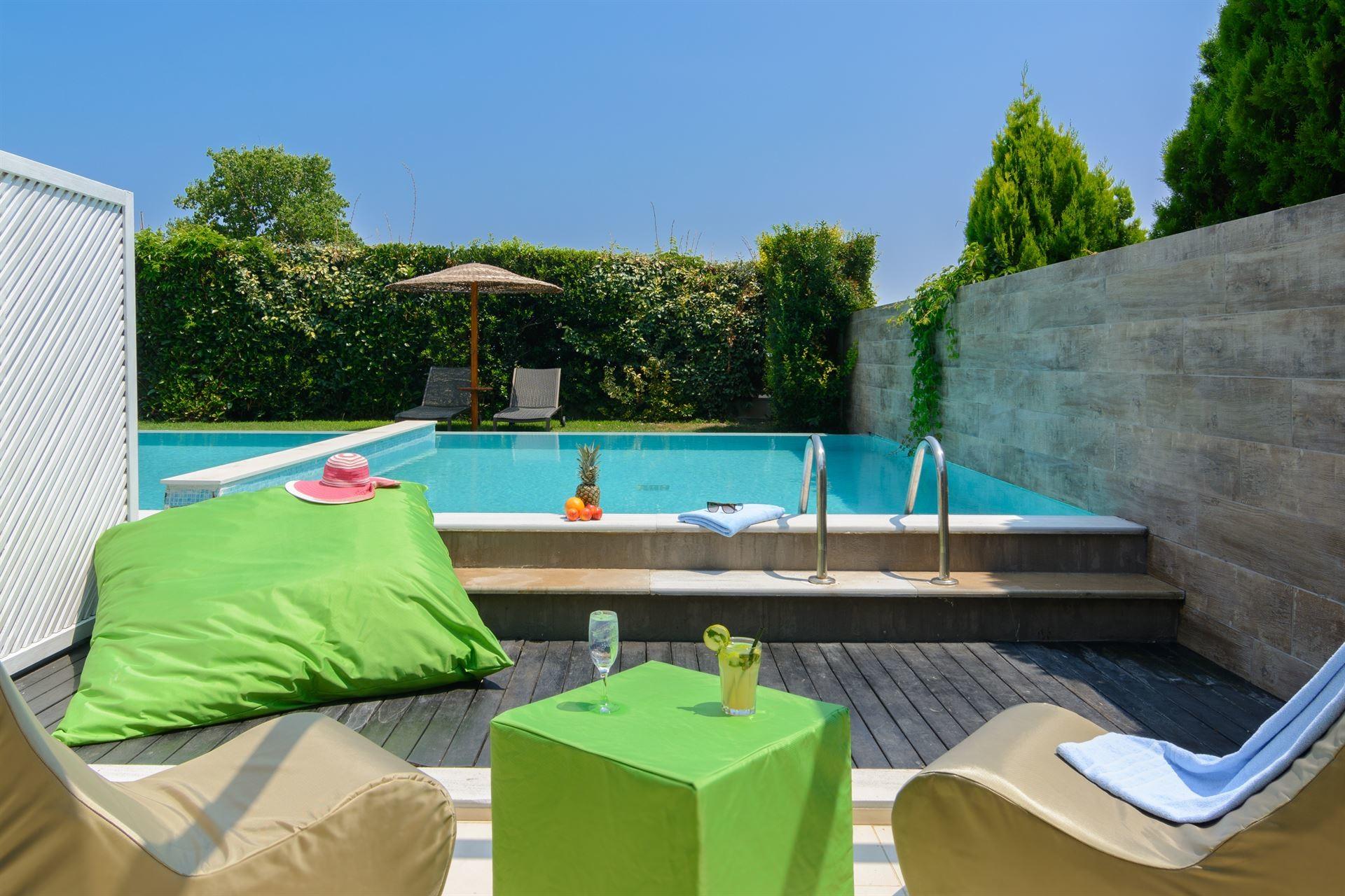 Dion Palace 5* - двойна стая с басейн
