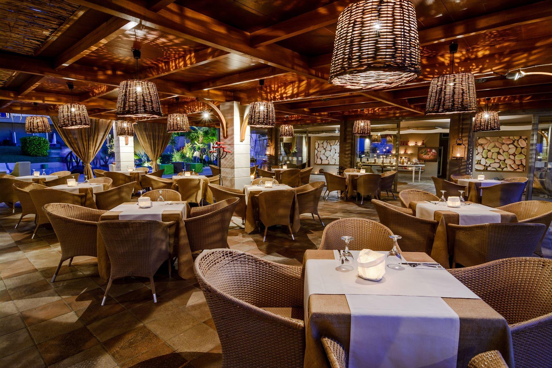 Dion Palace 5* - ресторант