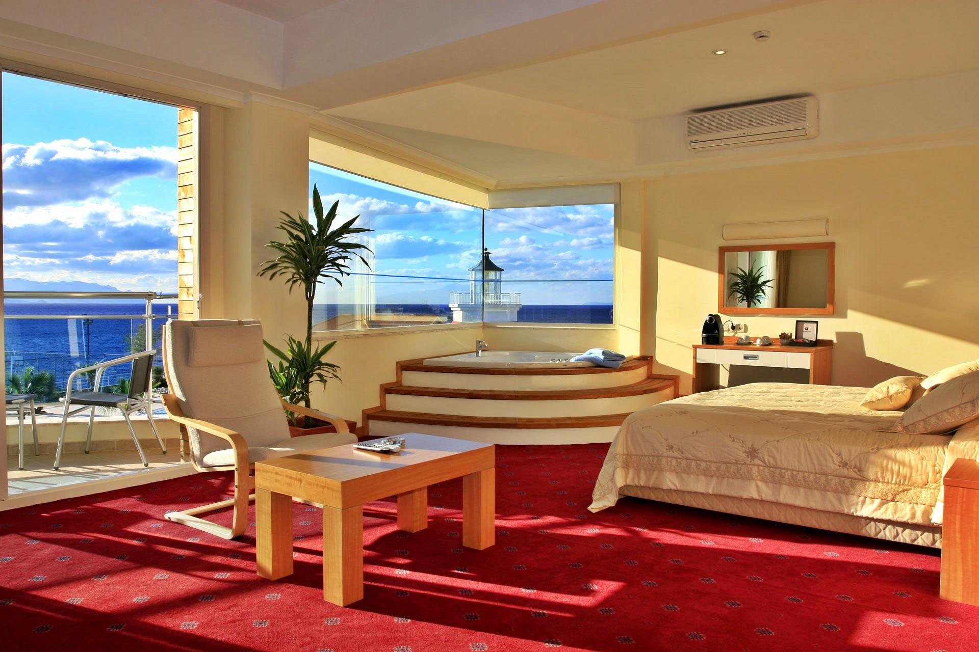 Sealight Resort Hotel - стаи