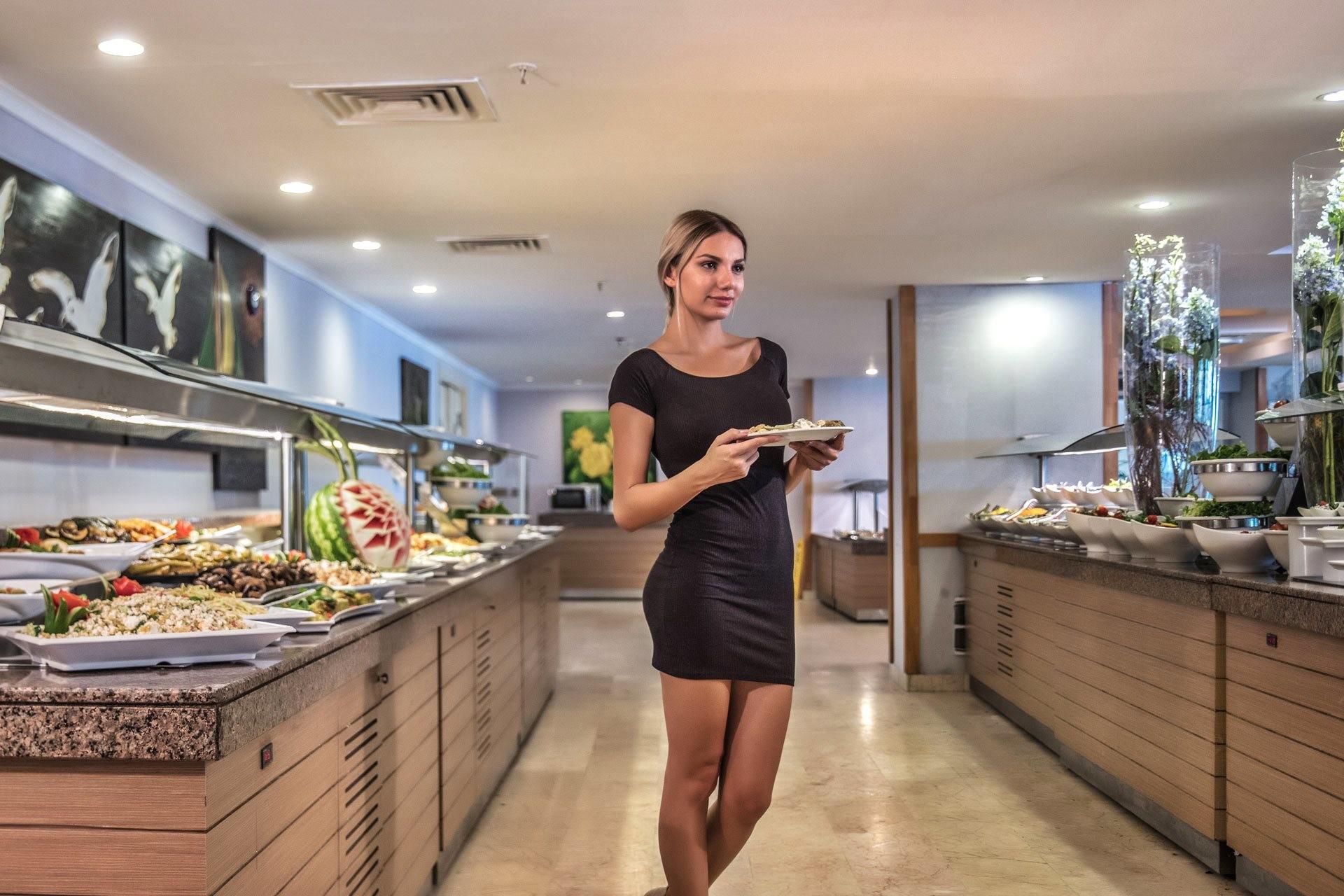 Sealight Resort Hotel - ресторант