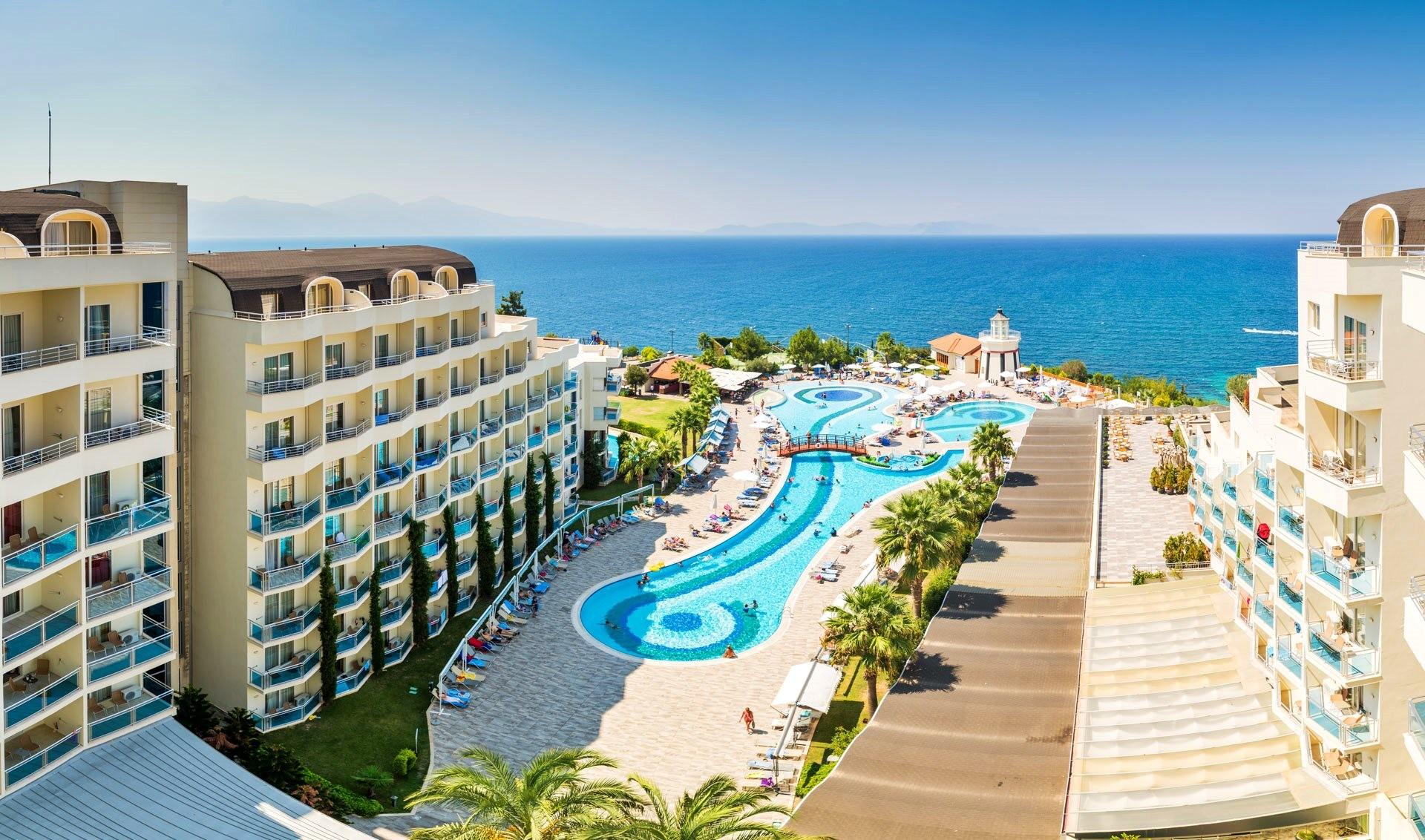 Sealight Resort Hotel - общ изглед
