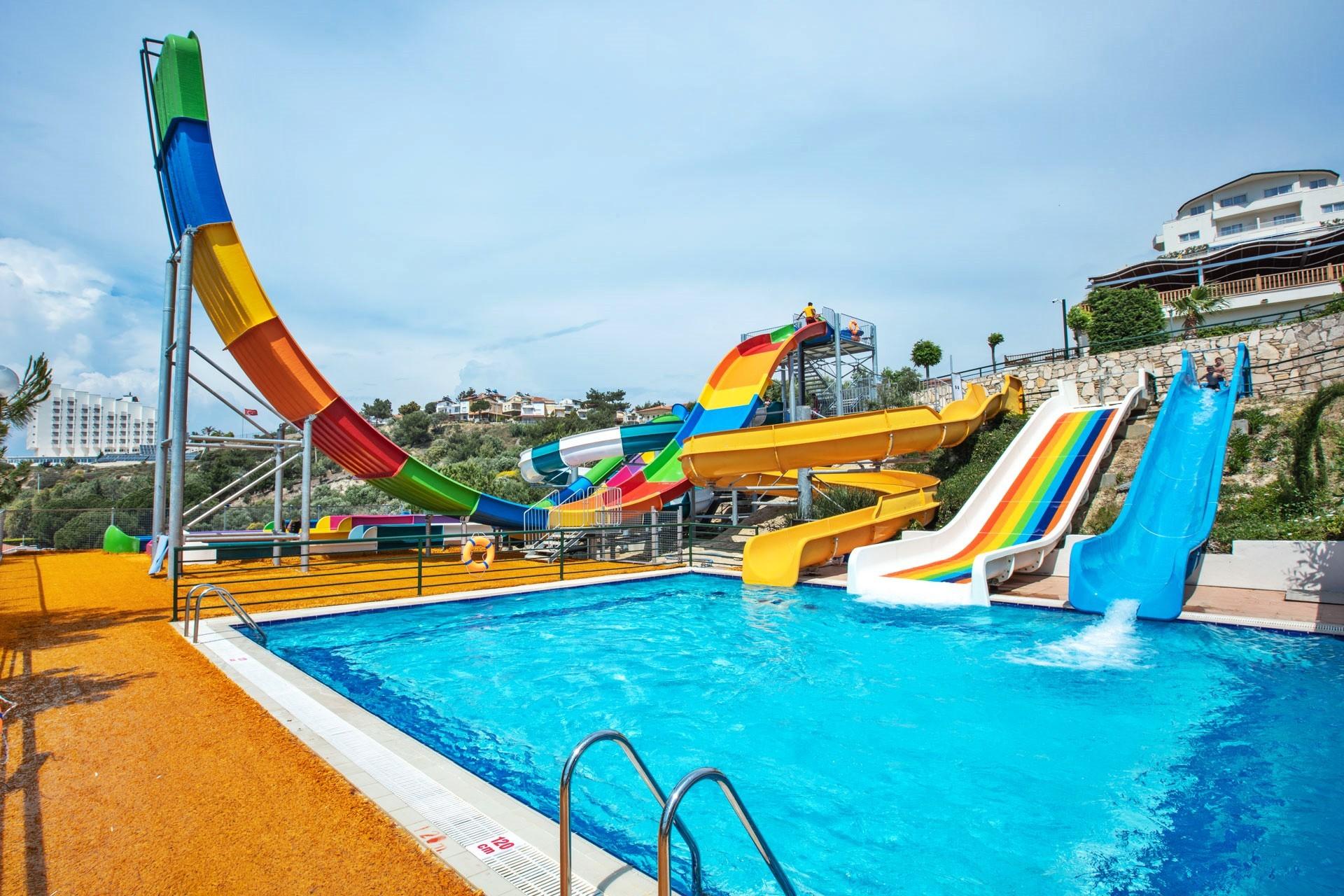 Sealight Resort Hotel - аквапарк