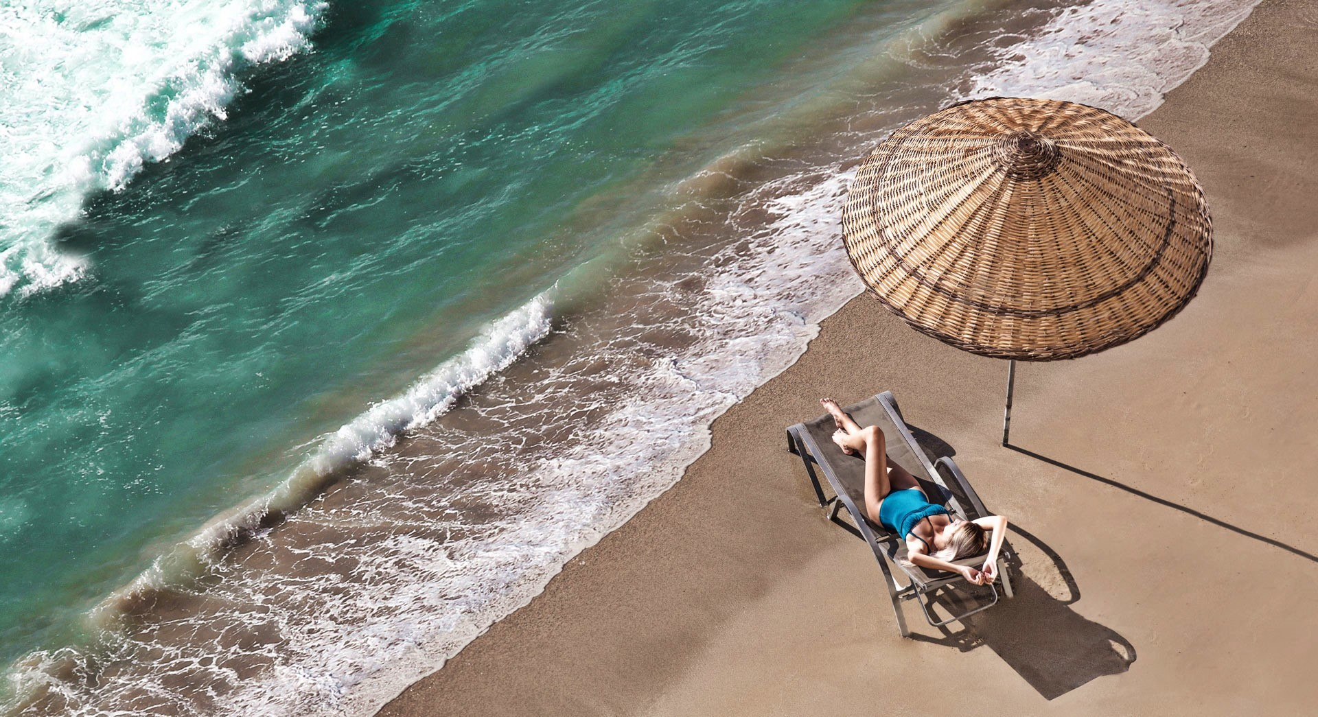 Sealight Resort Hotel - плаж