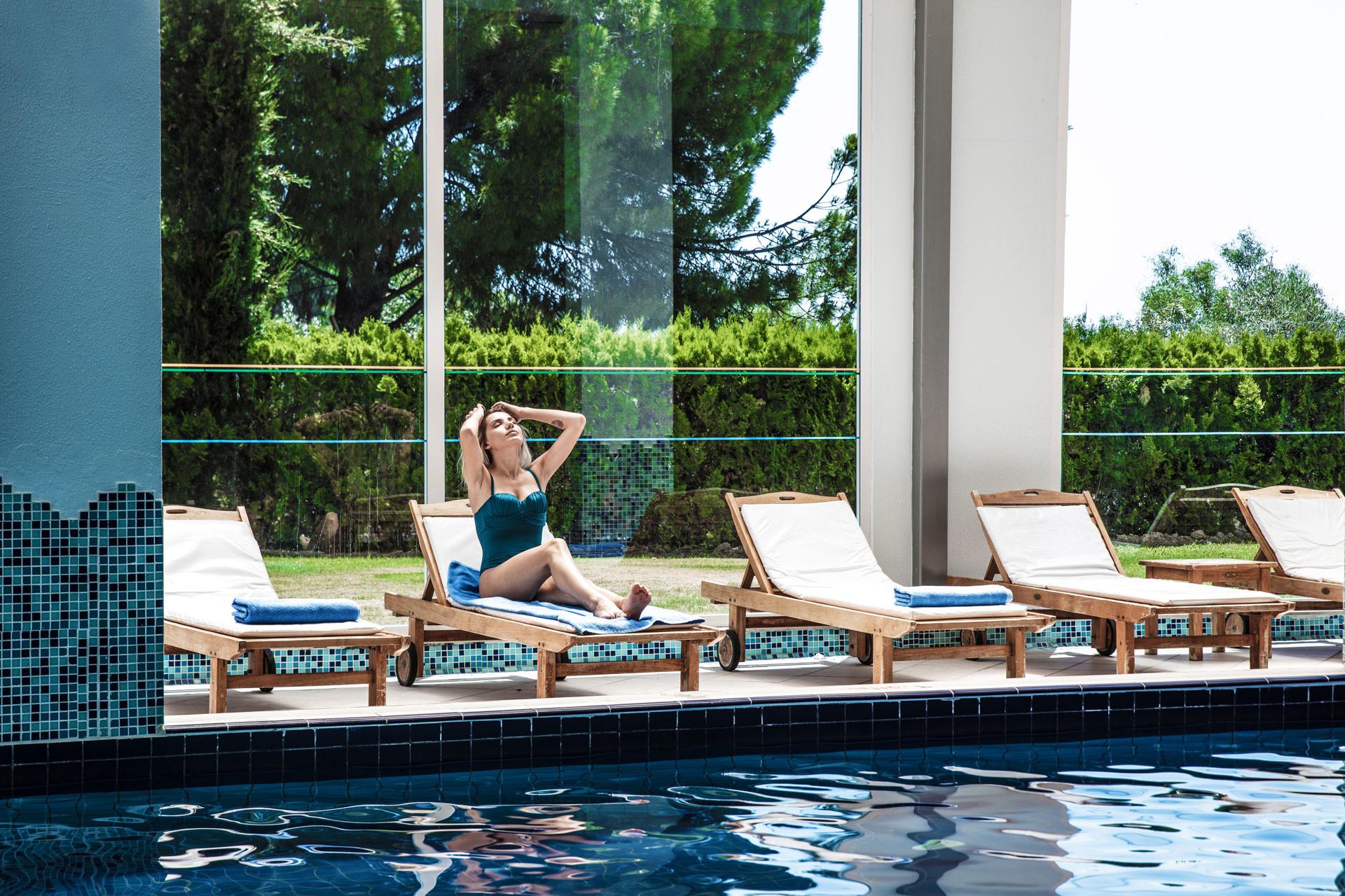 Sealight Resort Hotel - СПА вътрешен басейн